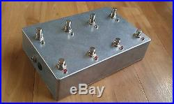 Programmable 8 Looper Loop Pedal True Bypass Guitar Effects 60 Presets