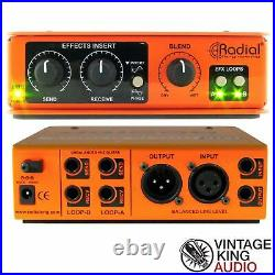 Radial EXTC-SA Guitar Effects Interface and Reamp Box