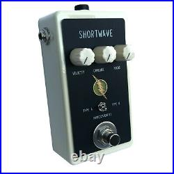 Recovery Effects Shortwave Guitar Pedal Warble Lofi Radio Wire Recorder Noise