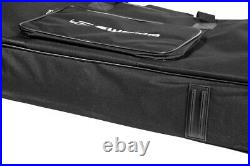 SWAMP Large Guitar Effect Pedal Board Bridge with Padded Carry Bag 80x39cm