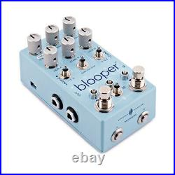 Ships Today! New Chase Bliss Audio Blooper Looper Looping Guitar Effects Pedal