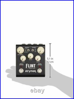 Strymon Flint Tremolo Reverb Guitar Effect Pedal EMS with Tracking NEW