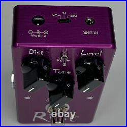 Suhr Riot Distortion High Gain Overdrive Guitar Effects Pedal