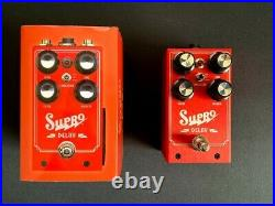 Supro Analog Delay Effect Guitar Pedal (Opened, never used, MINT)