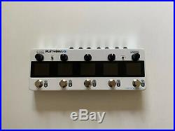 TC Electronic Plethora X5 Guitar Multi Effects Pedal
