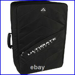 Ultimate Support GSP-500 Genesis Guitar Effects Pedal Pedalboard with Soft Case