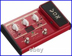 VOX StompLab SL2B Modeling Bass Guitar Multi-Effects Pedal NEW F/S Japan Import