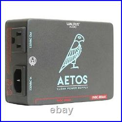 Walrus Audio Aetos 8-Output Guitar Effects Pedal Pedalboard Power Supply 120V