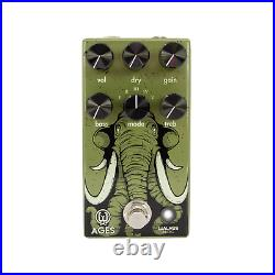 Walrus Audio Ages Five-State Overdrive Guitar Effects Pedal