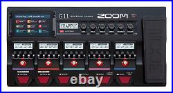Zoom G11 Guitar Effects & Amp Simulator Pedal